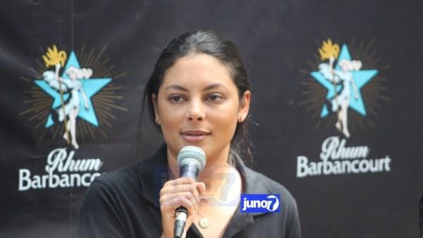 Delphine Gardere, la nouvelle patronne de la Société du Rhum Barbancourt, annonce ses ambitions