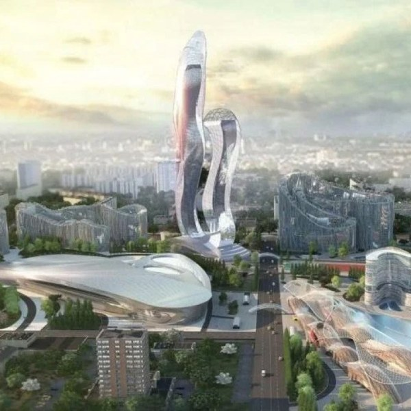 "Akon lance la construction de "" Akon City"", une ville futuriste"