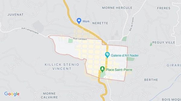 Un braqueur stoppé lors d'un échange de tirs avec la PNH à Pétion-Ville