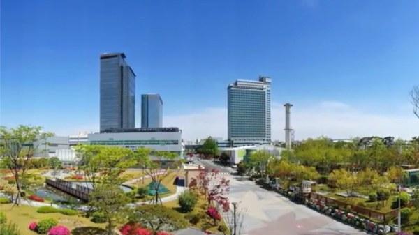 Samsung a créé une grande ville digitale coûtant un milliard de dollars