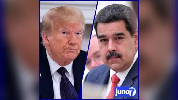 Donald Trump ouvert à rencontrer Nicolas Maduro