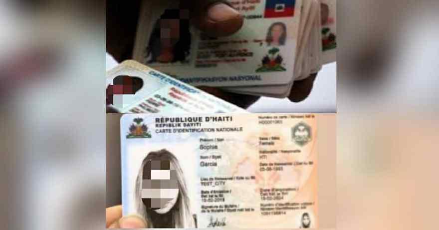Le MJSP revient sur la décision d'annuler l'ancienne carte d'identification nationale
