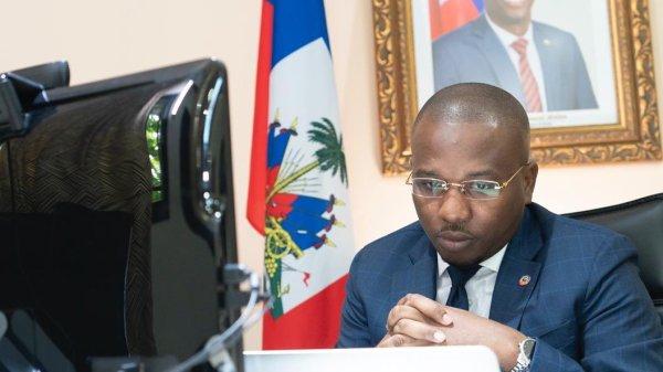 Claude Joseph confirme le support du Core Group à l'alternance présidentielle de 2022