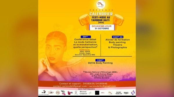 Cari-Model lance la deuxième édition de Festi-Mode au Tambour