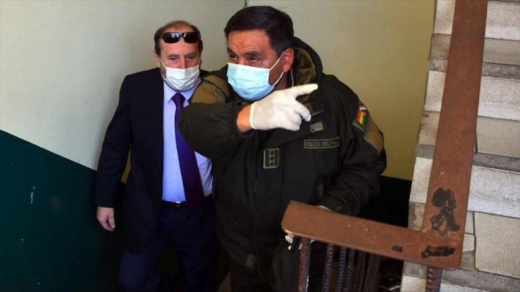 Corruption- Covid-19: le ministre bolivien de la Santé arrêté pour surfacturation