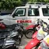 L'ambassade américaine et l'OIM ont fait un don de véhicules et motocyclettes à la POLIFRONT
