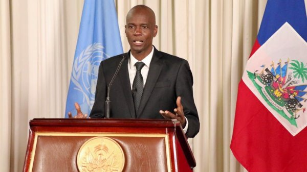 A l'ONU, Jovenel Moïse promet d'organiser des élections démocratiques