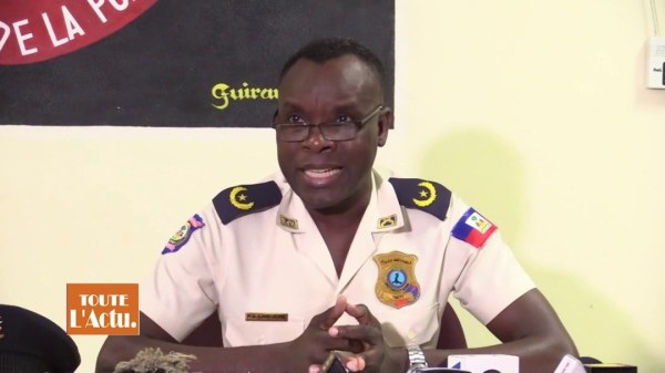 PNH : Le dossier des policiers du SPNH révoqués toujours en phase de réévaluation