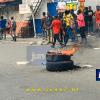 Manif SPNH: panique sur la route de Delmas