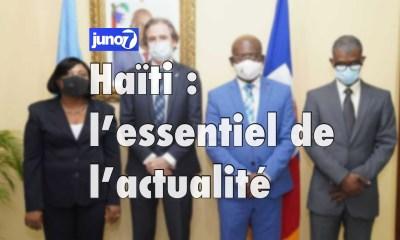 Haiti : L'essentiel de l'actualité du jeudi 28 juillet 2021