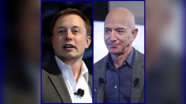 Elon Musk détrône Jeff Bezos et devient l'homme le plus riche du monde