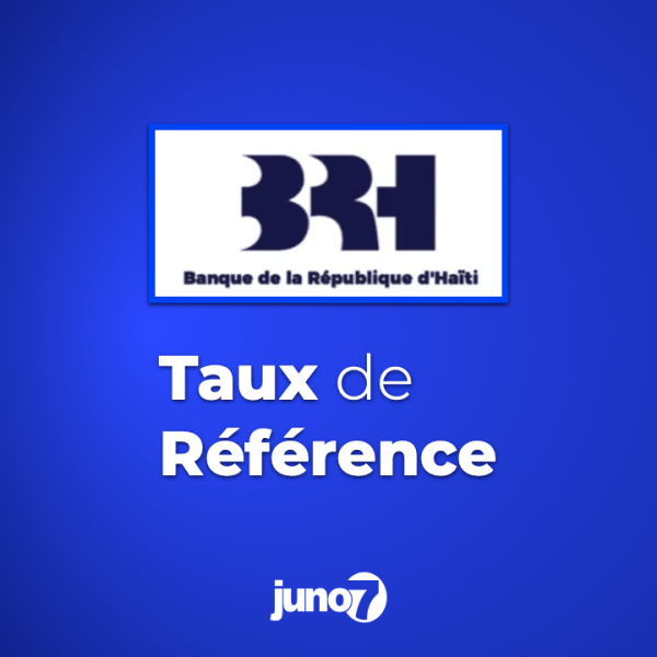 Le taux de reference BRH