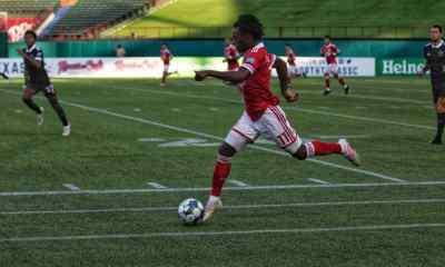 L'attaquant haïtien Ronaldo Damus signe en deuxième division aux Etats-Unis