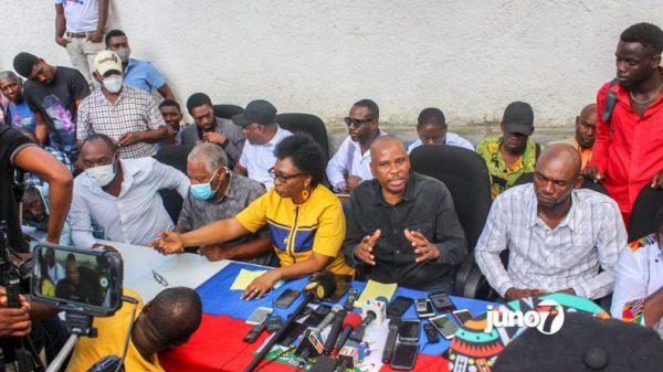 Arrestation de Nenel Cassy: phase intensive de la mobilisation