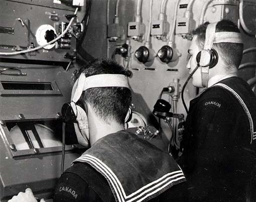 Anti-Submarine Detection : Juno Beach Centre