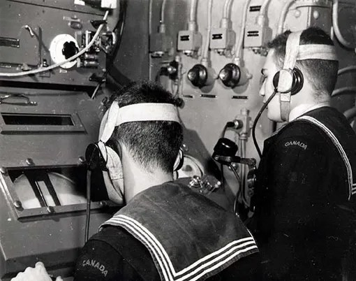 Anti Submarine Detection Juno Beach Centre