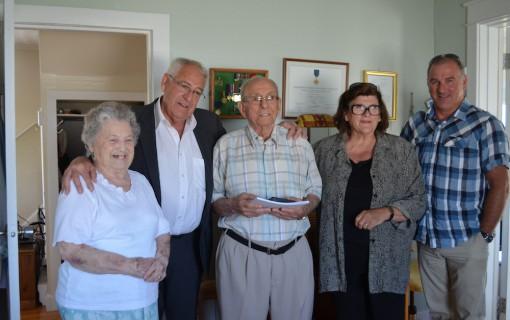 Landry Visit to Normandy copy