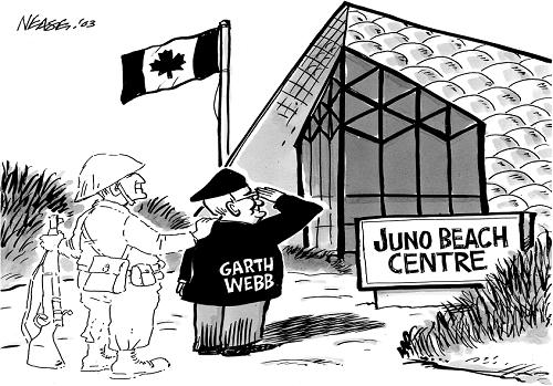 credit: Burlington Post, 2003