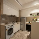 European style kitchen interio design