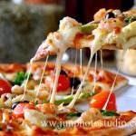 Shenzhen hotel food photographer pizza