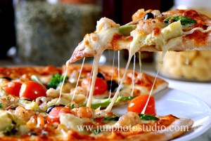 Food photographer toronto piza