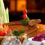 Shenzhen food photography turkey thanksgiving