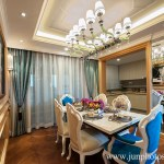 ShenZhen architecture photographer luxury dining room