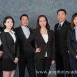Shenzhen corporate photography group portrait