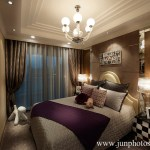 cozy bedroom architectural photographer Shenzhen