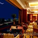 Shenzhen Kempinski hotel executive lounge interior architecture photography China