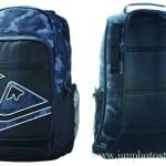 Amazon backpack product photography
