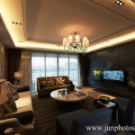 interio design townhourse TV room