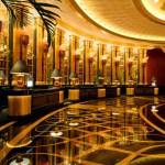 lobby interior hotel photography China