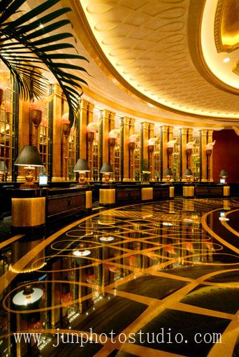 Shenzhen hotel photography lobby photo
