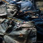Product photographer China jeans