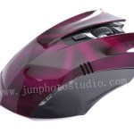 Amazon Product Photographer China wireless purple mouse for e commerce