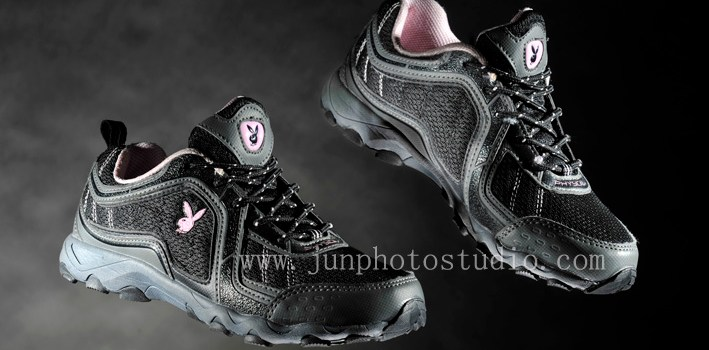 Women running shoes Playboy