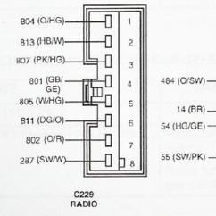 Fujitsu Ten Car Audio Wiring Diagram Brain Sinus Limited 5332 Radio