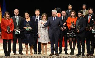 El vicepresidente de la Junta presidió conmemorativo del Día de Andalucía en la provincia de Cádiz.