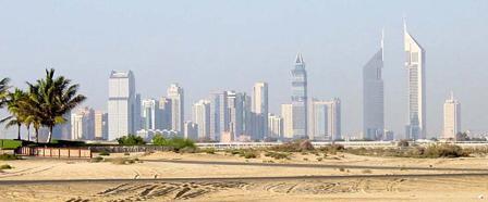 Skyline Dubai