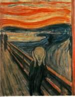 Skrik d'Edvard Munch - © Munch Museet