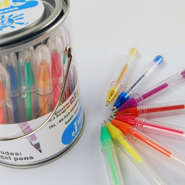 22pc Mini Gel Pen Bucket Set