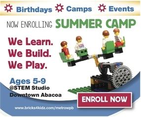 Bricks 4 Kidz Summer Camp, Jupiter