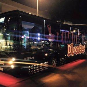 Disco Bus Mega Sevilla