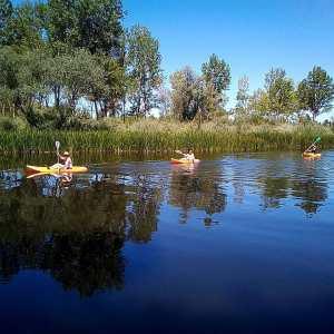 Rafting Huerta Salamanca