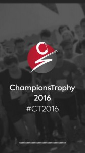 ChampionsTrophy 2016