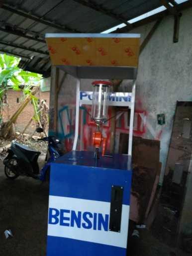 Agen Pom Bensin Mini Cimahi