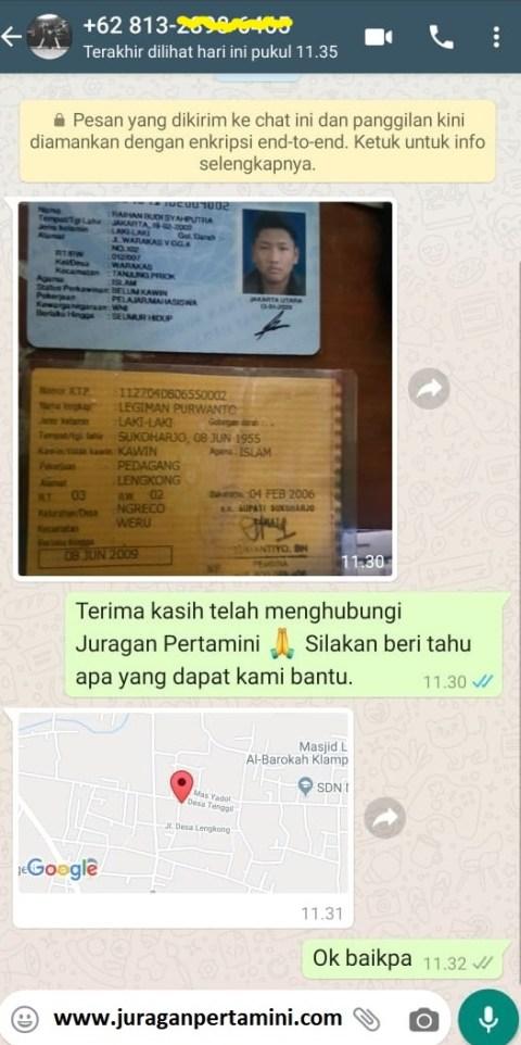 Jual Pom Mini Jakarta Selatan