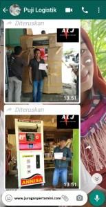 Penjual Pertamini Di Gorontalo