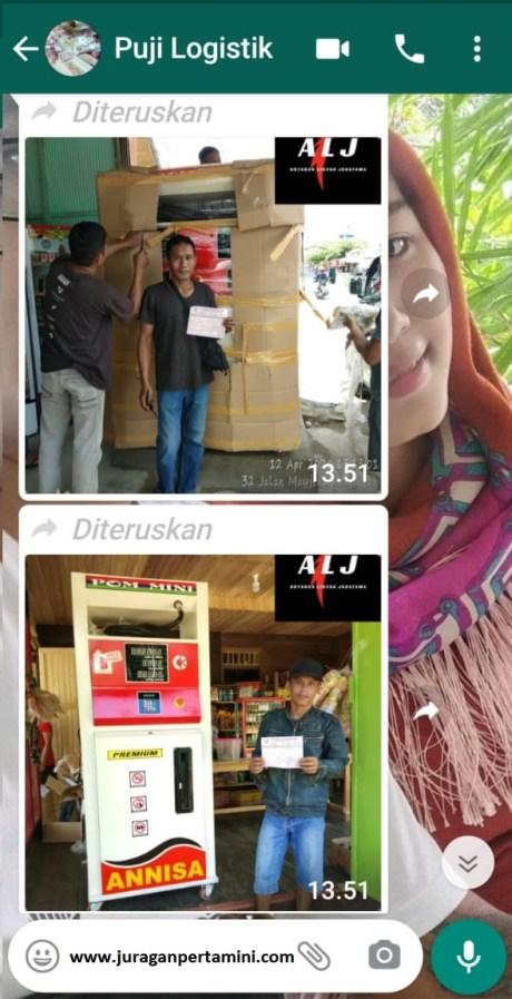 Jual Pertamini Manual Surabaya
